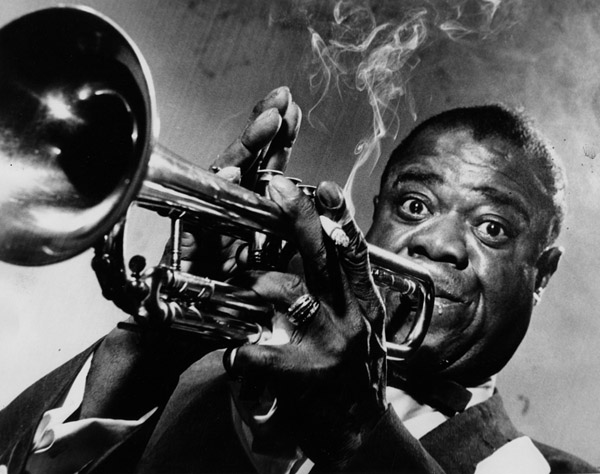 Louis Armstrong / ルイ・アームストロング